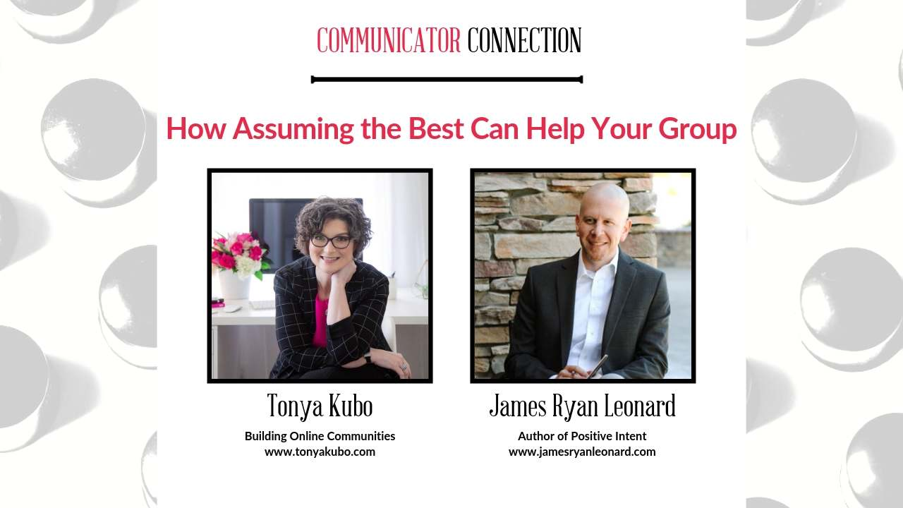 communicator connection positive intent